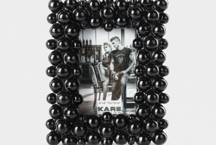 Ramka Nonpareils czarna, Kare24, 89 zł