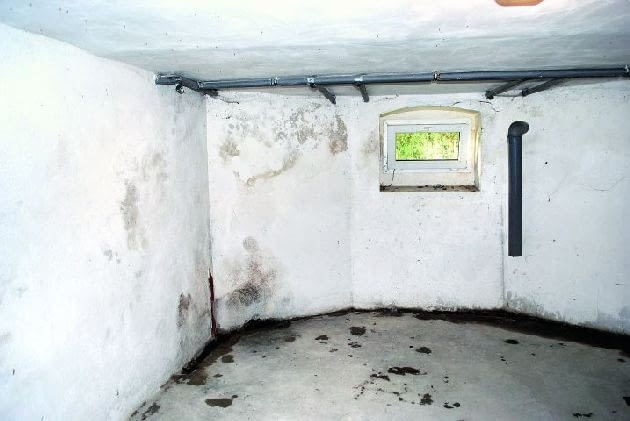 Nieocieplony strop nad nieogrzewaną piwnicą