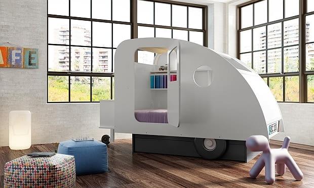łóżko dla dziecka, oryginalne łóżko dla dziecka, jak wybrać łóżko dla dziecka, piętrowe łóżko