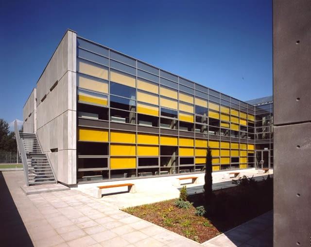 Gimnazjum i Centrum Kultury, Warszawa - Białołęka. Konior Studio