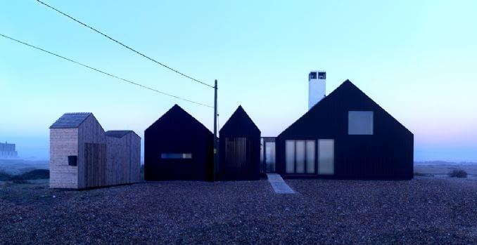 The Shingle House - Dom z Gontu, zaprojektowany przez pracownię NORD
