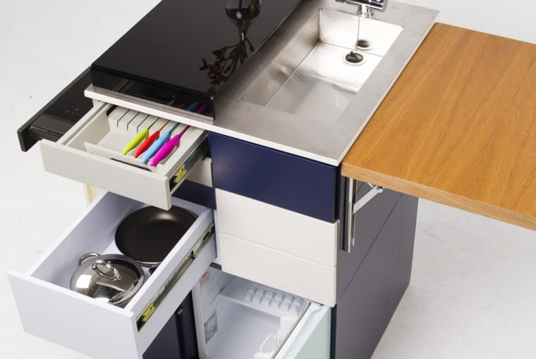 kuchnia, mała kuchnia, kuchnia do małego mieszkania, design, kuchnia w domu