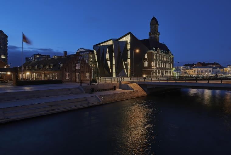 World Maritime University, Tornhuset, Malmö, Sweden, proj. Terroir & Kim Utzon Architecture, nominacja w kategorii budynki zrealizowane, szkolnictwo wyższe i nauka.