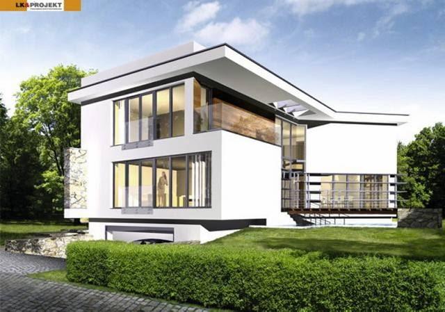 Projekt, który stanowił inspirację dla inwestorów.