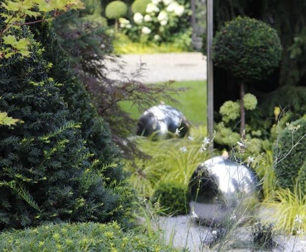Ogród Pani Danuty Młożniak