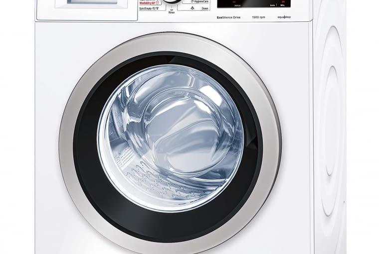 WVG30441EU, 1500 obr./min, A/A/A, pranie 8 kg, suszenie 5 kg. zużycie wody: pranie 71 l, pranie zsuszeniem 118 l, 2499 zł, Bosch