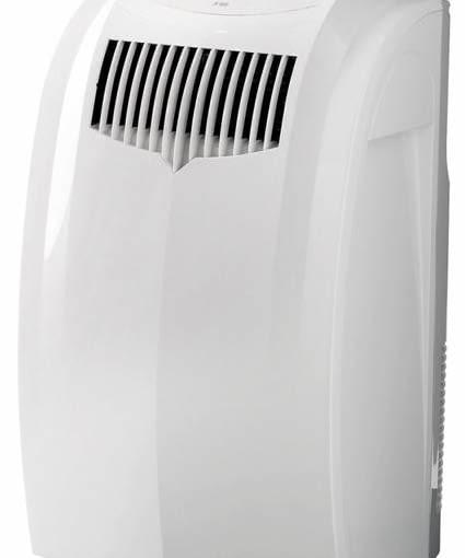 Klimatyzator przenośny P122 <Br>Do pomieszczeń o pow. do 75 m2. Ma dużą wydajność przy małym zużyciu prądu. Wyposażony jest w filtry 3M i węglowy. Moc: 2,8 kW, Cena: 1049 zł