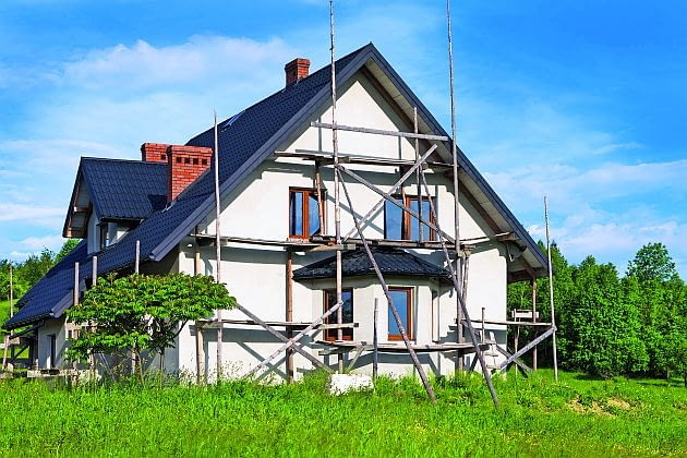 ile kosztuje remont domu