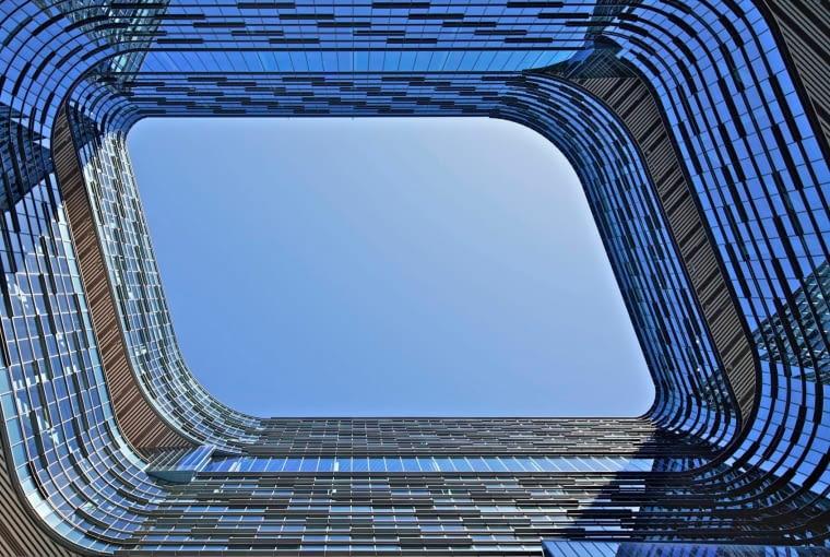 Siedziba Samsunga w San Jose w Kalifornii, projekt: NBBJ. Finalista w kategorii: Plener.