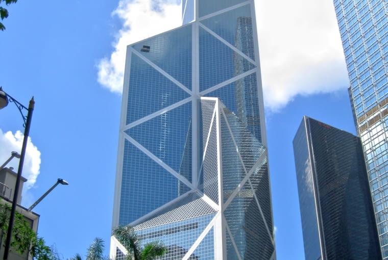 pei, hong kong, bank of china