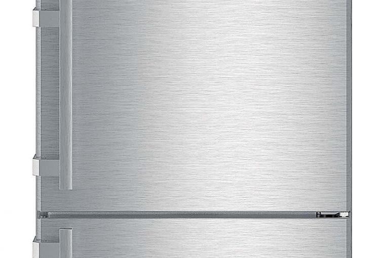 CBNP es 5758, poj. chłodziarki 275 l, poj. zamrażarki 106 l, 70 x 66 cm, wys. 201 cm, funkcje: No Frost, szybkie chłodzenie, wymuszony obieg powietrza około 7999 zł Liebherr