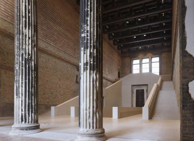 Neues Museum w Berlinie, proj. David Chipperfield