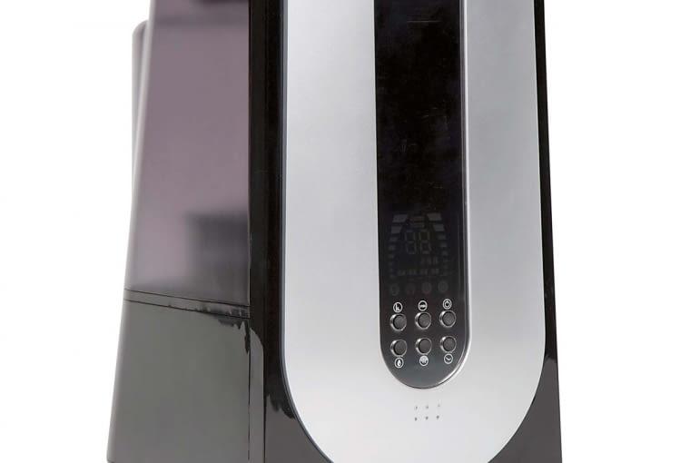 QLIMA, ultradźwiękowy, wydajność 0,35 l/godz., jonizator, automatyczne wyłączanie, 79 zł, Leroy Merlin