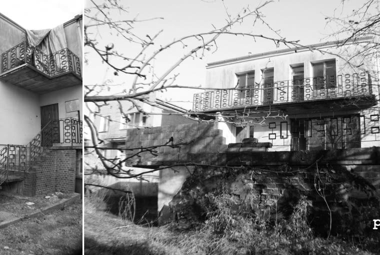 Kostka pod dwoma świerkami we Wrocławiu