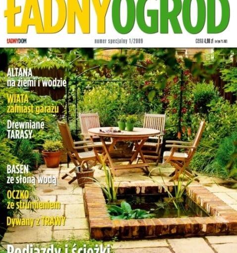 Kwietniowy bezpłatny dodatek do Ładnego Domu - Ładny Ogród