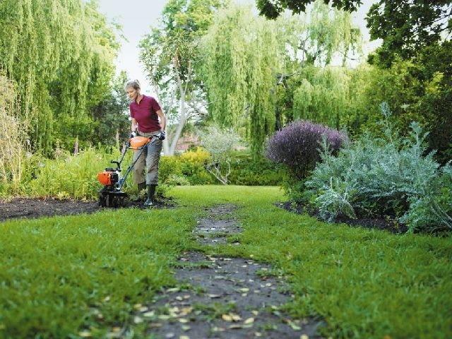 pielęgnacja ogrodu,ogród,w ogrodzie