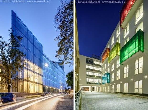 Instytut Informatyki UMSC w Lublinie, proj. Biuro Architektoniczne Plewa, 2011