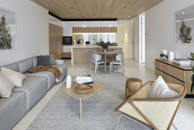 Apartamentowiec 'Banksia' w Melbourne