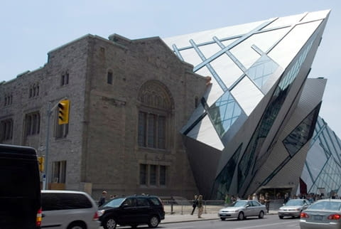 Daniel Libeskind, Królewskie Muzeum Ontario