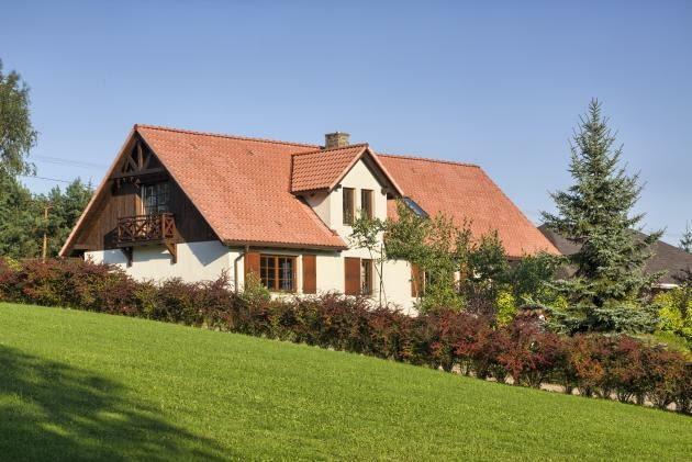 dom na wsi, dom w górach, dom jednorodzinny