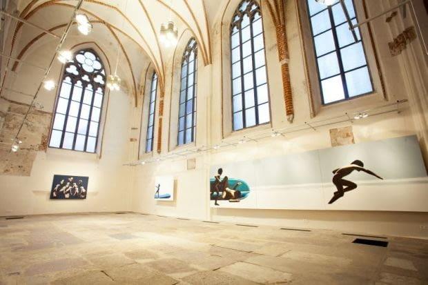 Galeria EL. Prezbiterium.