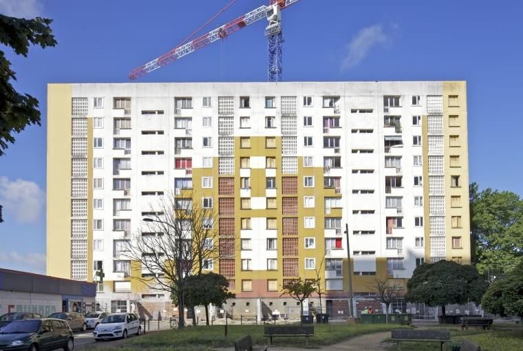 Bloki w Bordeaux