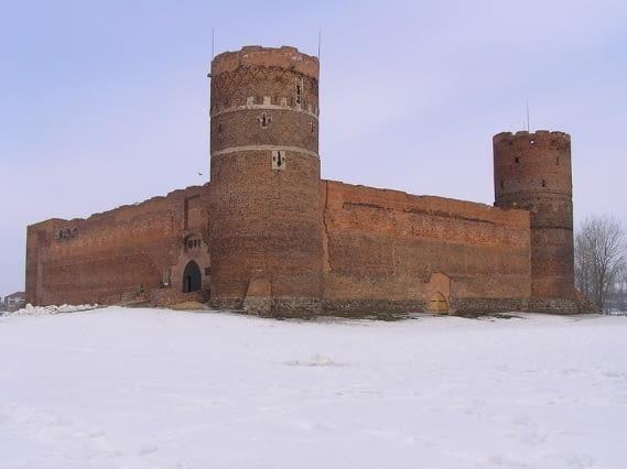 Zamek w Ciechanowie. Materiały Muzeum Szlachty Mazowieckiej
