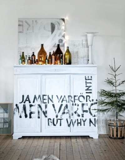 skandynawski styl, skandynawskie wnętrza, boże narodzenie, święta