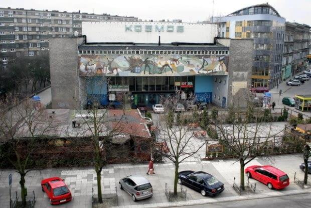 Kino Kosmos w Szczecinie