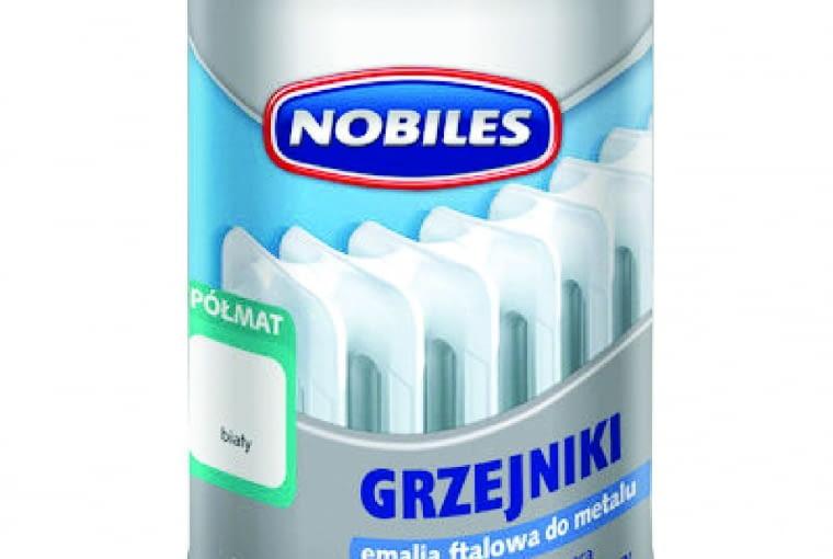 GRZEJNIKI, ftalowa około 44 zł/l Nobiles