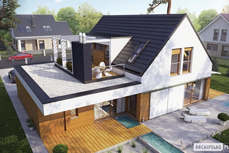 Projekt domu Neo G1 ENERGO