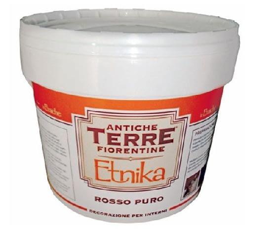 Farba strukturalna Etnika firmy CANDIS; efekt: połyskujący miękki jedwab lub aksamit; kolor: baza barwiona pigmentami; cena: od 558 zł/2,5 l