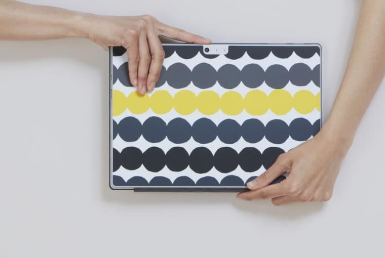 Wzory Marimekko na laptopach i tabletach Microsoftu