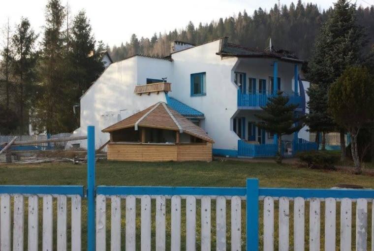 I Gehry z Suchej Beskidzkiej