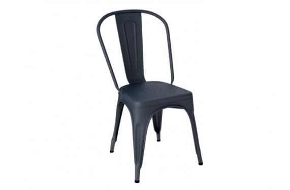 W stylu tego wnętrza: Krzesło D2 Paris czarne, superwnetrze.pl, 219 zł