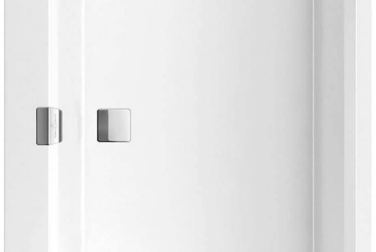 Squaro Edge 12/VILLEROY&BOCH. Wanna wykonana z Quarylu, czyli mieszanki kwarcu i akrylu, który jest niezwykle plastyczny, co stwarza nieograniczone możliwości projektowe, materiał ten jest odporny na zarysowania oraz pomaga utrzymać ciepło wody; wymiary: 160 x 75 cm lub 170 x 75 cm. Cena: 5400 zł, www.villeroy-boch.pl