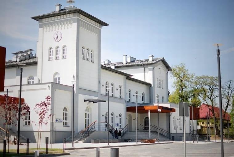 Dworzec w Kutnie, foto: pkp.pl