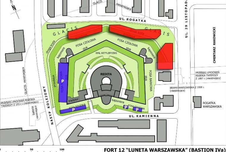 Fort 12 'Luneta Warszawska'