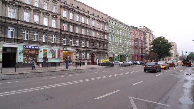 Aleja Wojska Polskiego w Szczecinie, ulica z potencjałem, by stać się sercem miasta, fot. anna cymer