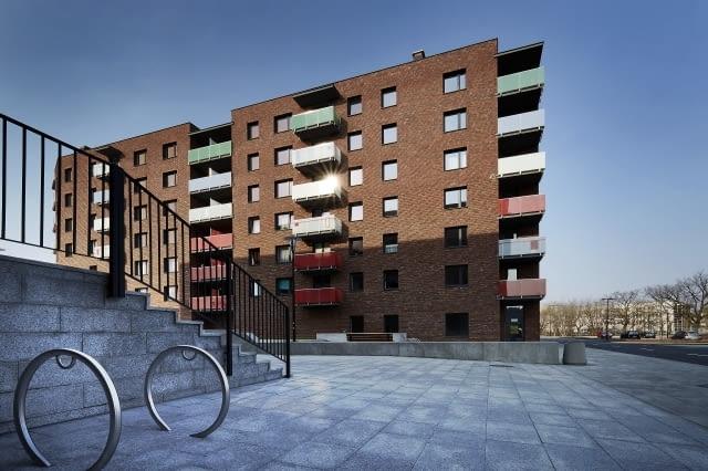 Autorem projektu jest Zespół Projektowo Inwestycyjny Kontrapunkt V-Projekt Aleksander Mirek