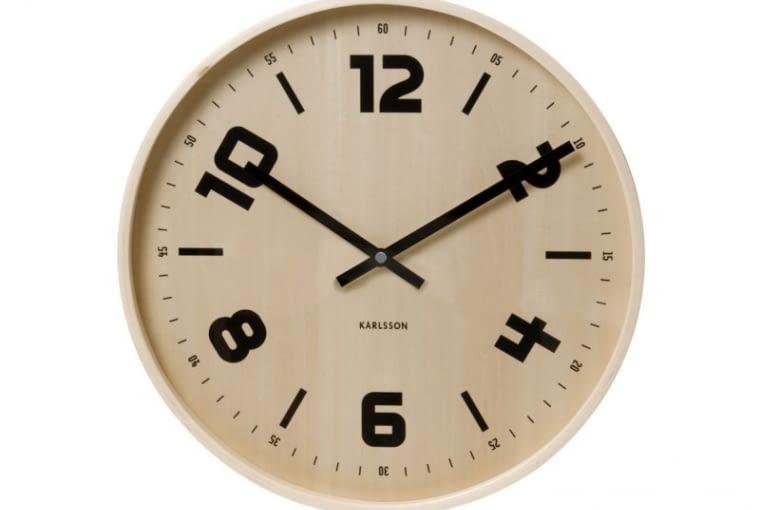 zegar, drewniany zegar ścienny, dodatki