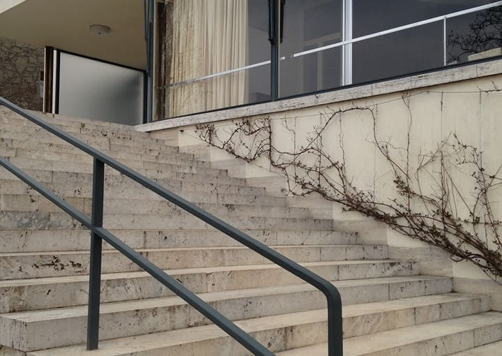 Willa Tugendhatów w Brnie, Ludwig Mies van der Rohe, willa tugendhat, modernizm, architektura modernizmu