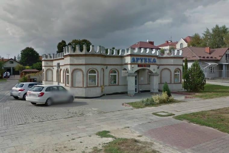 Gród medyka, Lublin, ul. Zbożowa