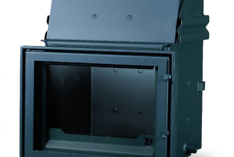 CSD Line Aqua 20 /KOPERFAM | Wkład kominkowy z wężownicą; moc grzewcza: 20 kW | materiał: stal | wymiary (szer./wys./gł.): 680 x 860 x 535 mm | cechy: korpus wkładu wykonany ze stali o gr. 5 mm | duże przeszklenie | opcjonalnie dostępne również wersje dwustronne wkładu oraz narożne. Cena: 6140 zł, www.koperfam.pl