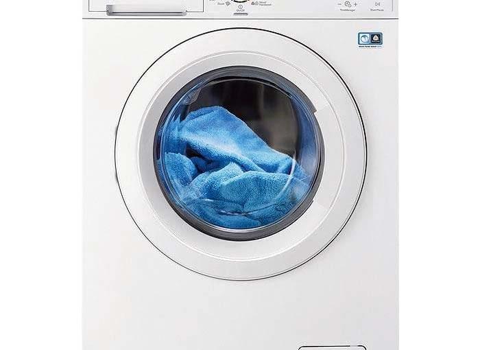 EWW1607SWD, A/A/A, 1600 obr./min, pranie 10 kg, suszenie 6 kg, zużycie wody: pranie 61 l, pranie z suszeniem 115 l, 3200 zł, Electrolux