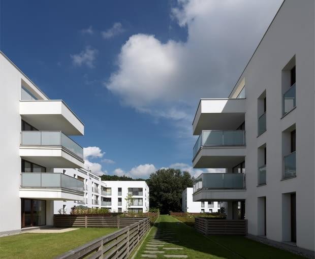 Imaginarium - osiedle mieszkaniowe przy ul. Gwiaździstej/Tczewskiej w Warszawie