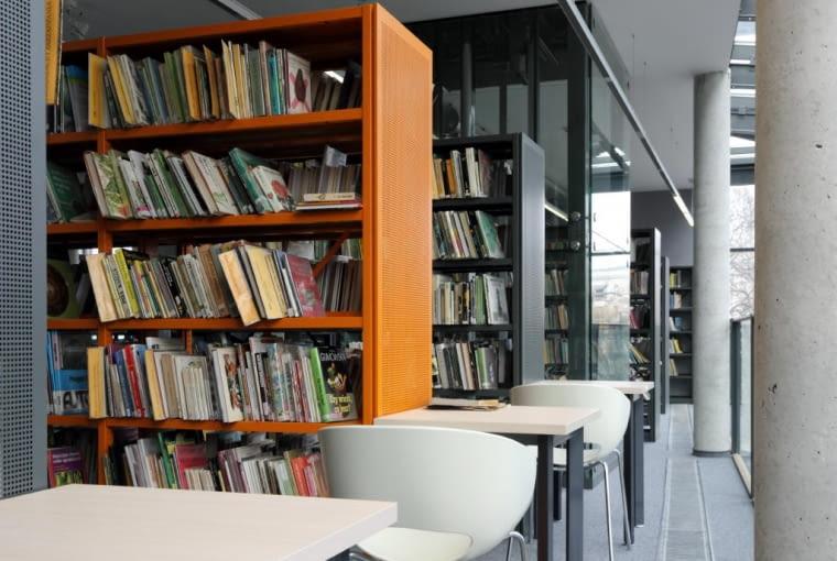 Nowa biblioteka w Opolu