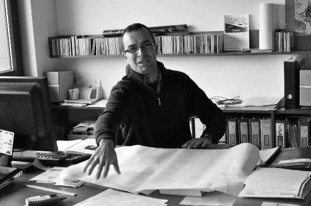 Architekt Jacek Roszyk