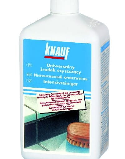 Uniwersalny środek czyszczący, firmy KNAUF