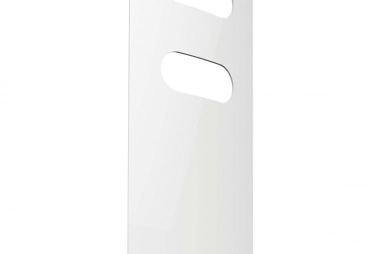 AMICA, aluminium, 129 x 49 cm, 540 W, od 4650?zł, Kalmar